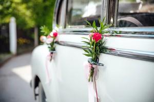 Hochzeitswagen
