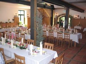 Hochzeitsrestaurant