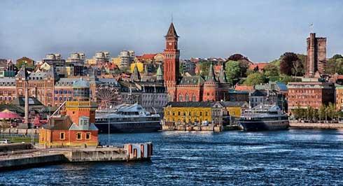 Mit seinen vielen historischen Orten und einer unkomplizierten Bürokratie ist Dänemark ein attraktives Ziel für Heiratswillige.