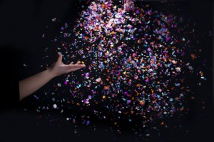 konfettiregen
